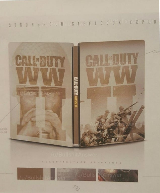 「Call of Duty: WWII」