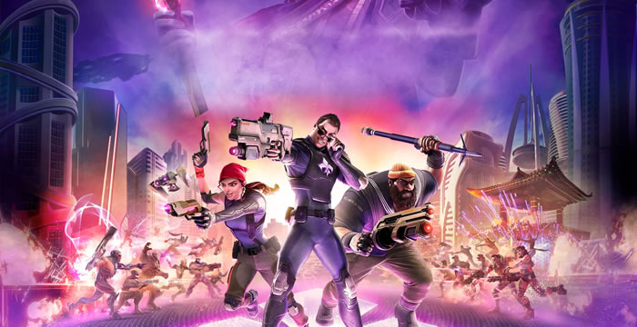 「Agents of Mayhem」