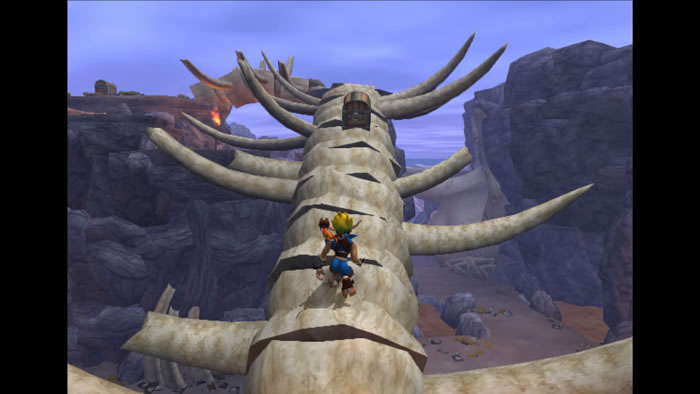 「Jak and Daxter」