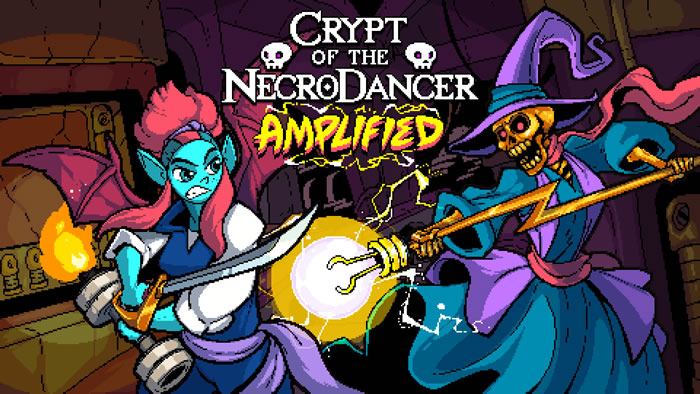 「Crypt of the NecroDancer」
