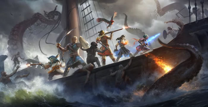 「Pillars of Eternity 2: Deadfire」