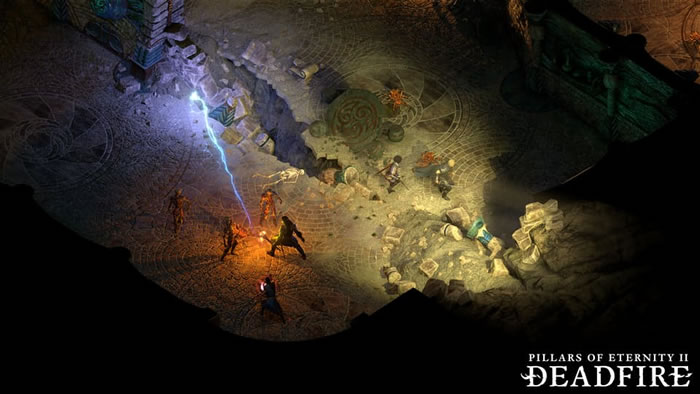「 Pillars of Eternity 2: Deadfire」