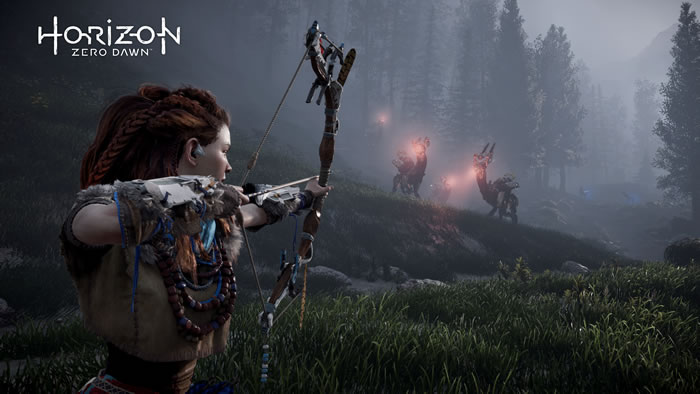 「 Horizon Zero Dawn」