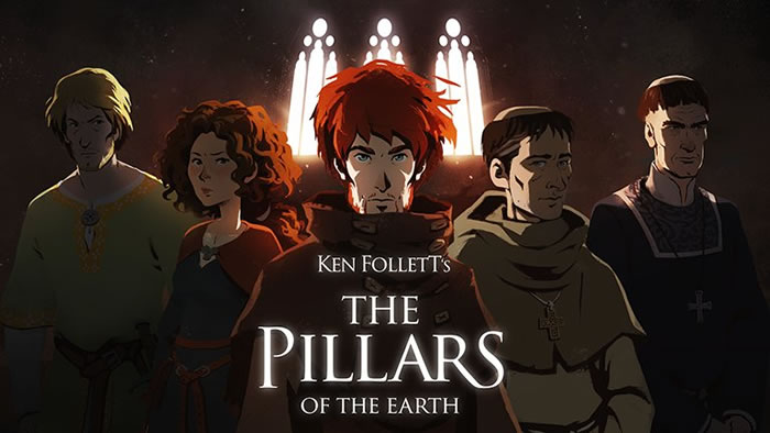 「The Pillars of the Earth」