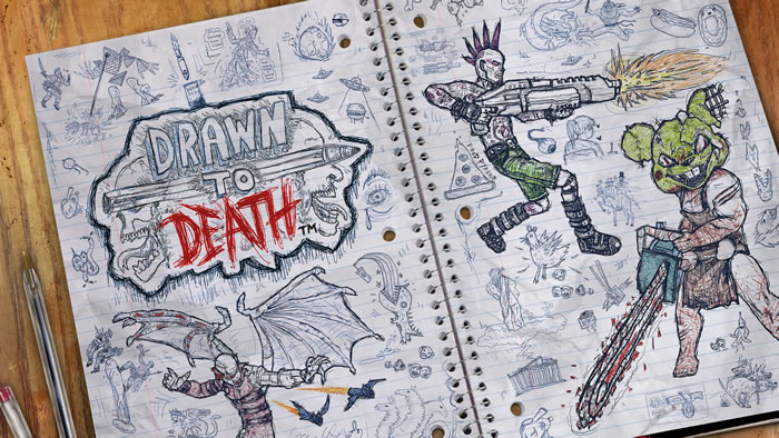 「Drawn to Death」