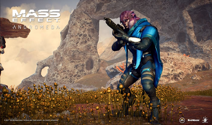 「 Mass Effect: Andromeda」