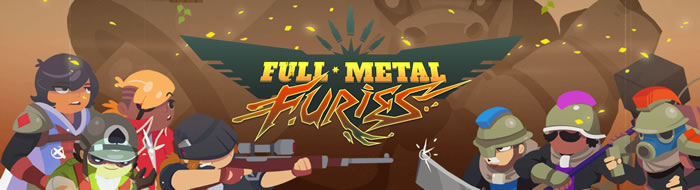 「Full Metal Furies」