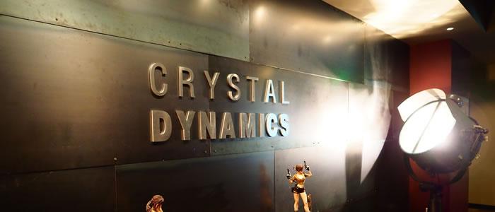 「Crystal Dynamics」