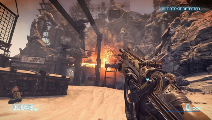 「 Bulletstorm: Full Clip Edition」