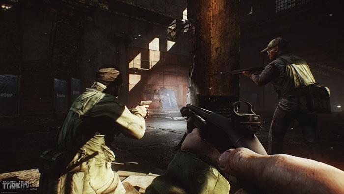 「Escape from Tarkov」