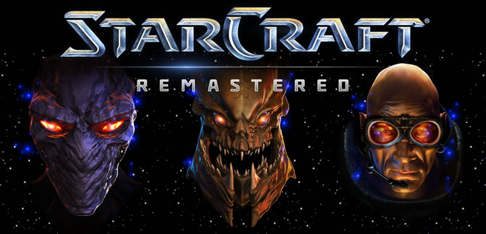 「Starcraft Remastered」