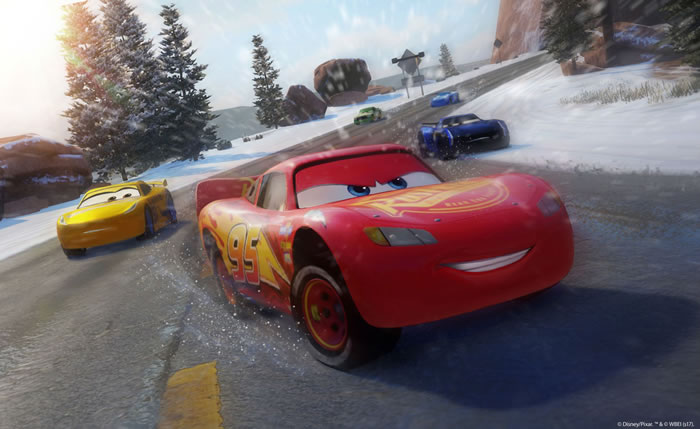 「 Cars 3: Driven to Win」
