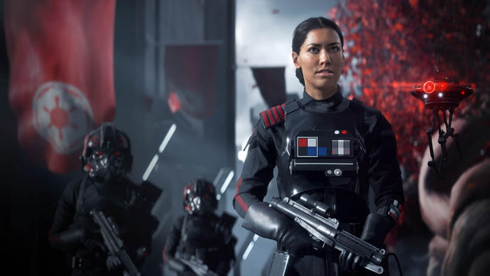 「 Star Wars Battlefront II」