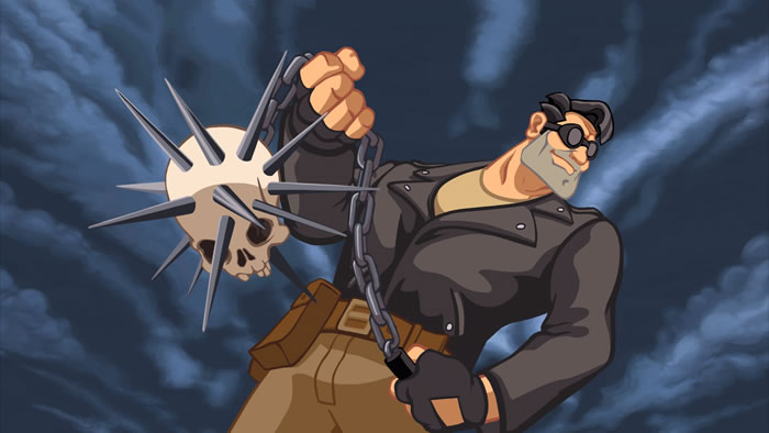 「 Full Throttle Remastered」