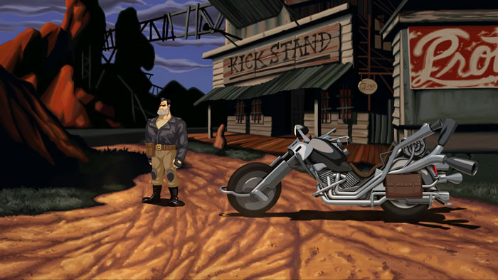 「Full Throttle Remastered」