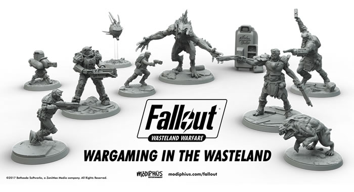 「Fallout: Wasteland Warfare」