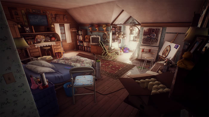 「What Remains of Edith Finch」