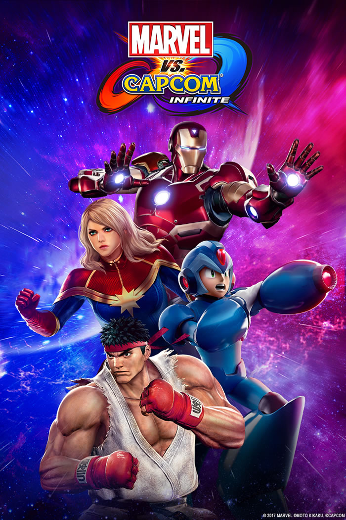 「Marvel vs Capcom Infinite」