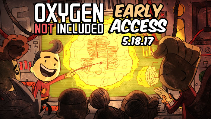 「Oxygen Not Included」