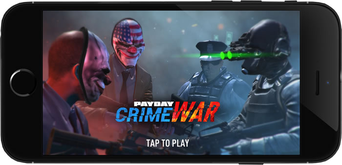 「PAYDAY Crime War」