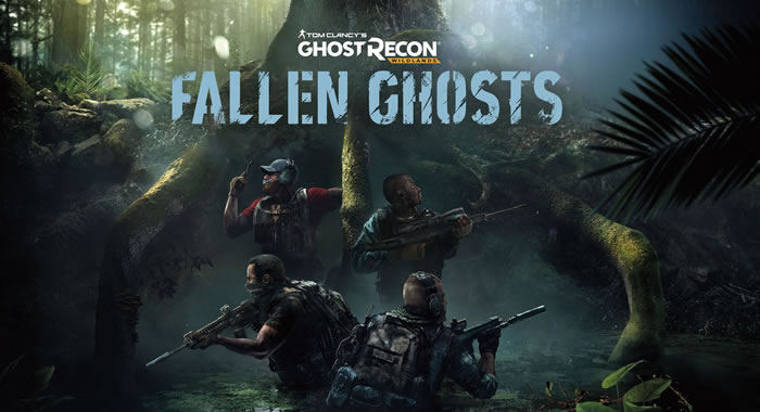 「 Ghost Recon Wildlands」