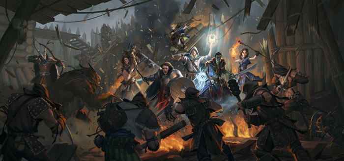 「Pathfinder: Kingmaker」