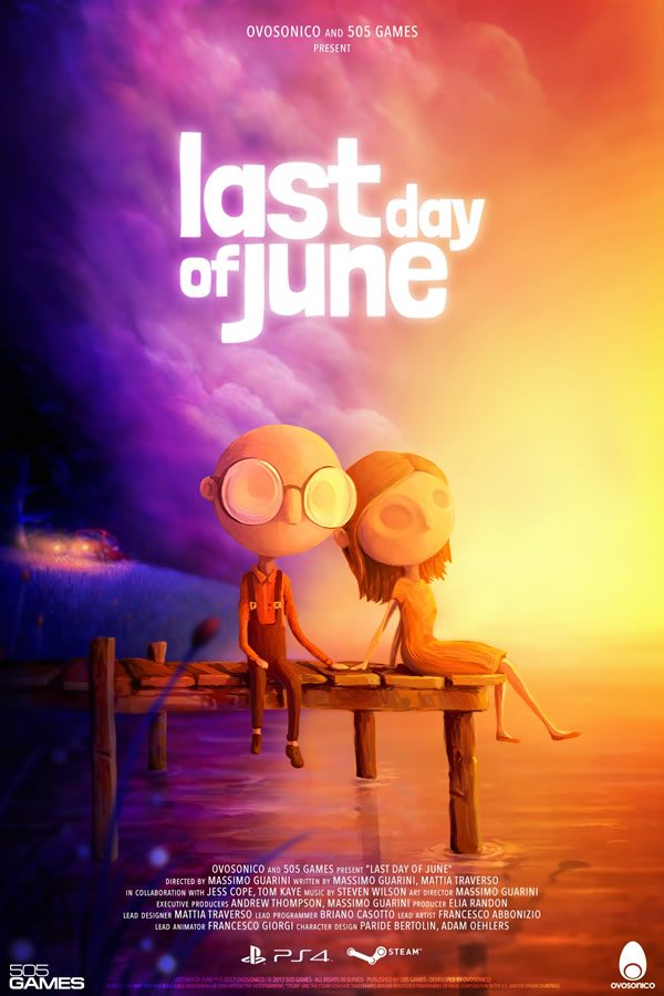 「Last Day of June」