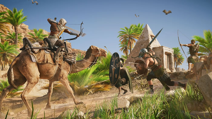 「Assassin's Creed Origins」