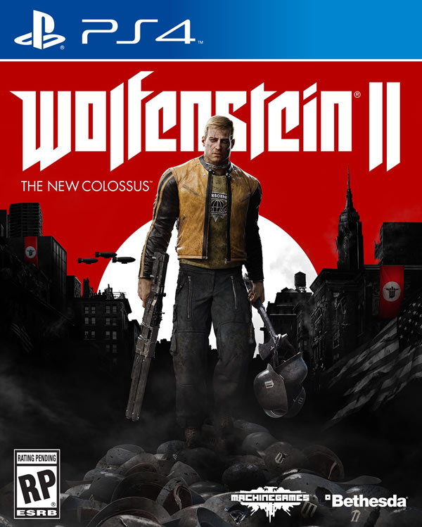「Wolfenstein II: The New Colossus」