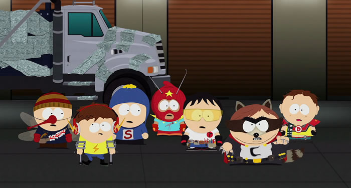 「South Park: The Fractured But Whole」