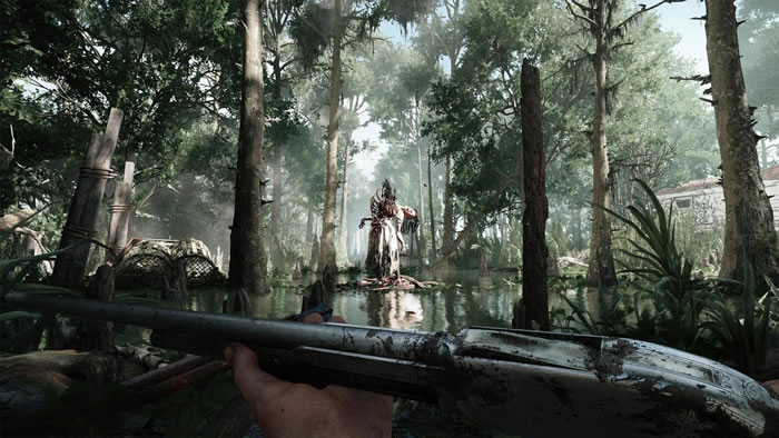 「 Hunt: Showdown」