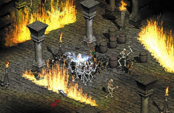 「Diablo II」