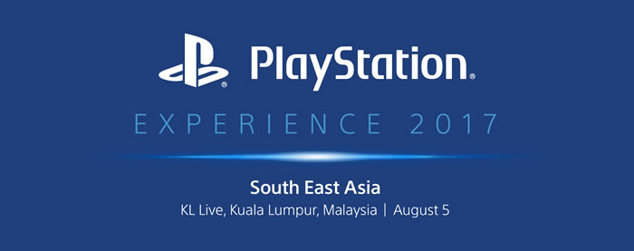 「PlayStation Experience South East Asia」
