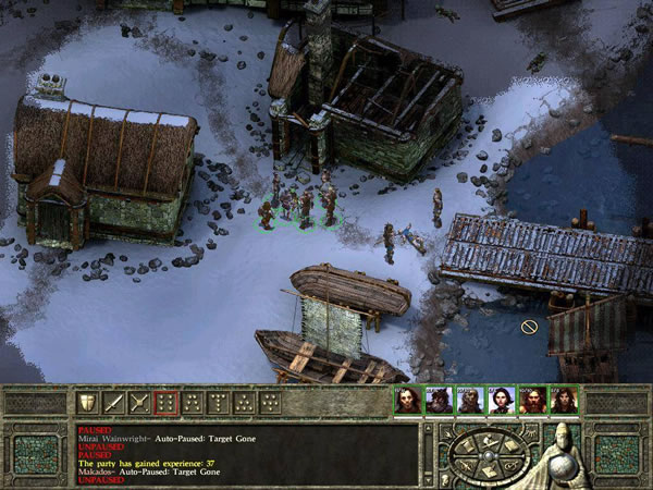 「Icewind Dale II: Enhanced Edition」