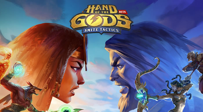 「Hand of the Gods: Smite Tactics」