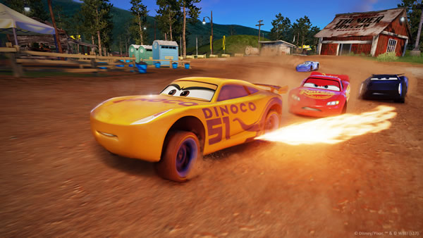 「Cars 3: Driven to Win」