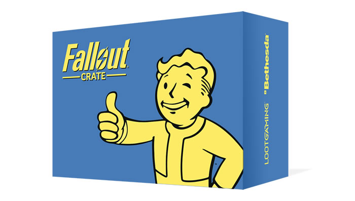 「Fallout Crate」