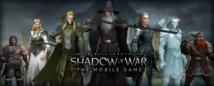 「Middle-earth: Shadow of War The Mobile Game」