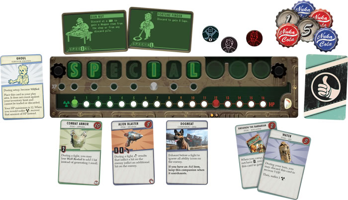 「Fallout: The Board Game」