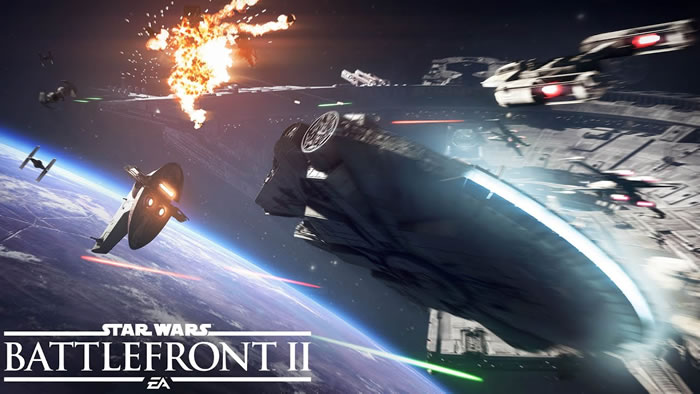 「Star Wars Battlefront II 」