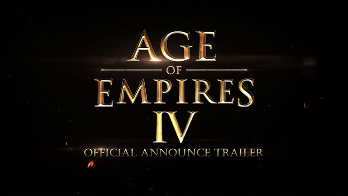「Age of Empires IV 」