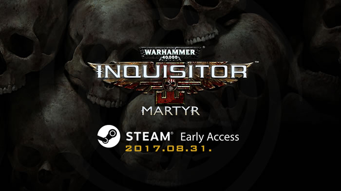 「Warhammer 40,000: Inquisitor - Martyr」