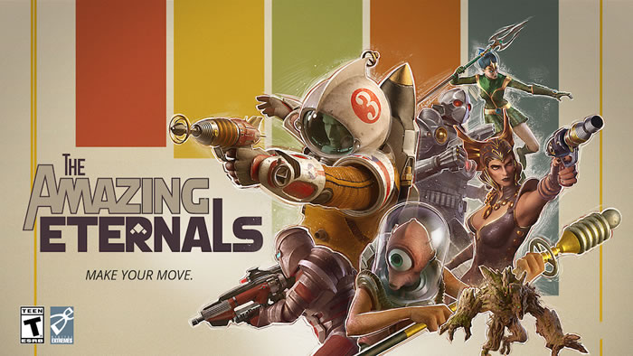 「The Amazing Eternals」