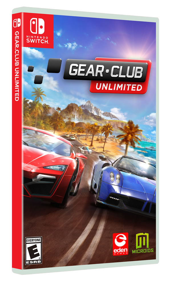 「Gear.Club Unlimited」