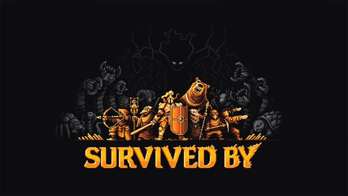 「Survived By」