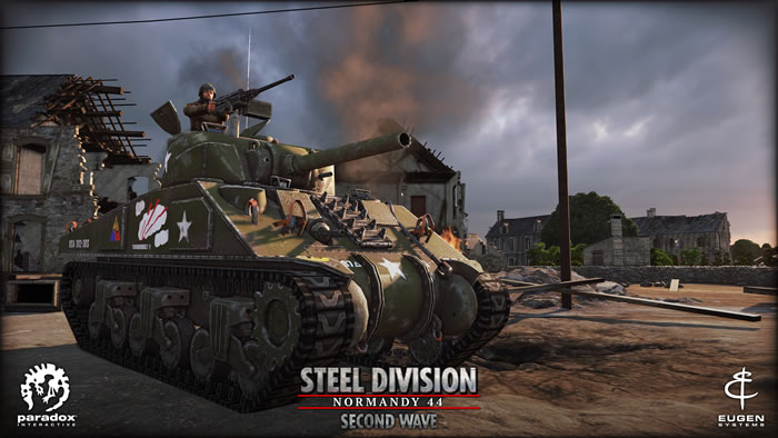 「Steel Division: Normandy 44」