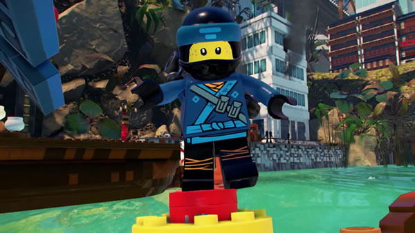 「The LEGO Ninjago Movie Video Game」