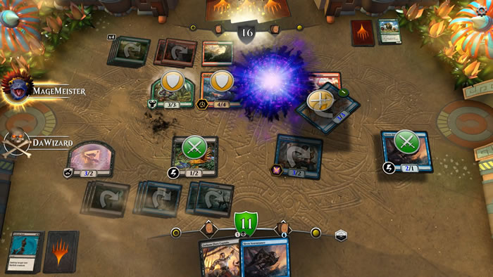 「Magic: The Gathering Arena」