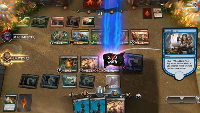 「Magic: The Gathering Arena」