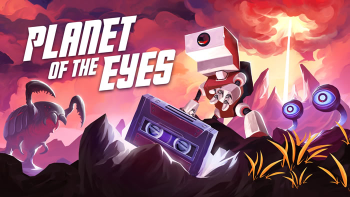 「Planet of the Eyes」